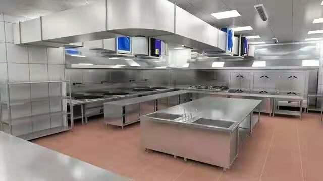 商用厨房大功率电磁炉