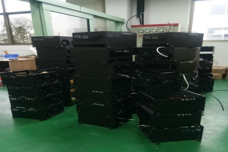 机芯电器组装