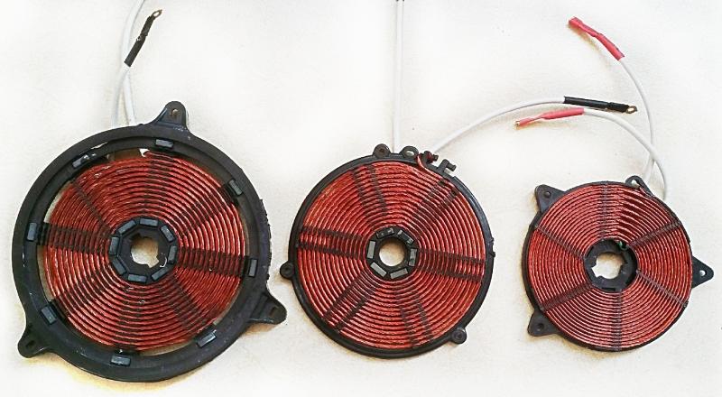 商用电磁炉的重要组成部分