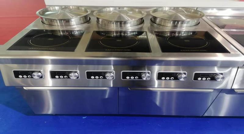 餐饮行业如何应对商用电磁炉不习惯性的难题?