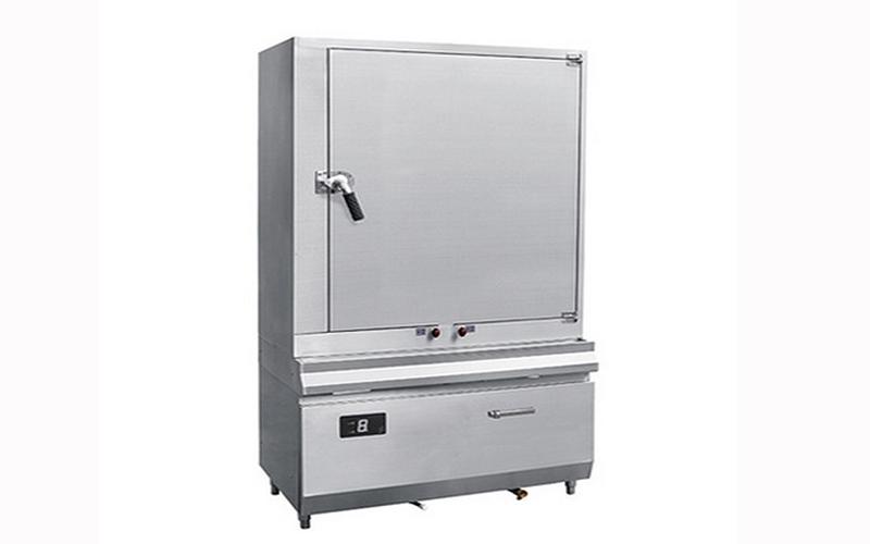 电磁单门蒸饭柜