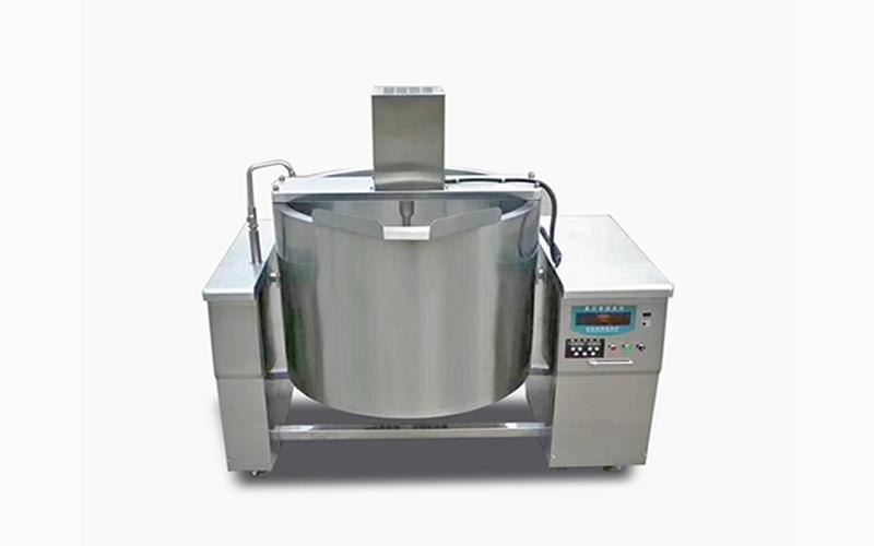 自动可傾式电磁煲汤炉