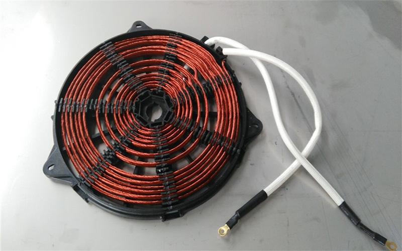 5KW电磁炉机芯线盘